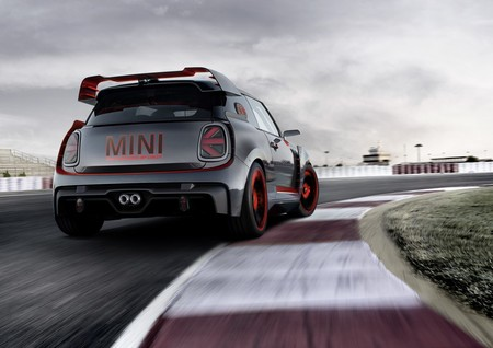 Mini John Cooper Works Gp Concept 6
