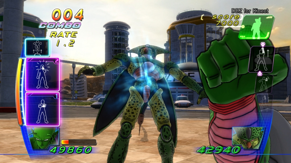 Foto de Dragon Ball For Kinect - 12/04/2012 (7/9)