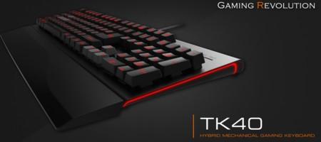 Thunderx3 Tk40 Keyboard