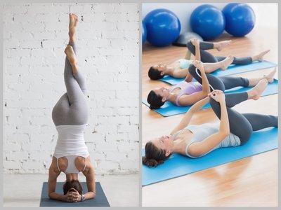 Las principales diferencias entre Yoga y Pilates, ¿con cuál me quedo?