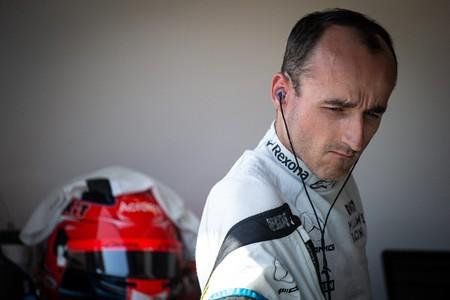 Kubica Francia F1 2019 2