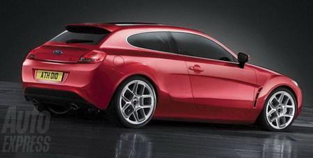Recreaciones del Ford Capri, el hipotético coupé de Ford