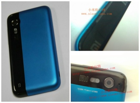 Primeras imágenes y especificaciones del Xiaomi Mi-2