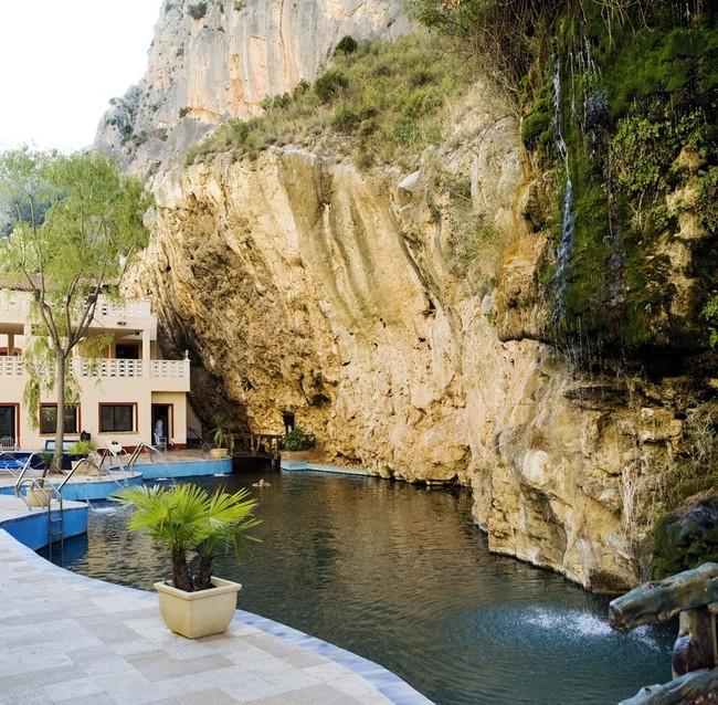 Hotel Spa Balneario De La Virgen