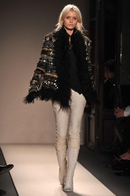 Balmain Aw 2011 Coat