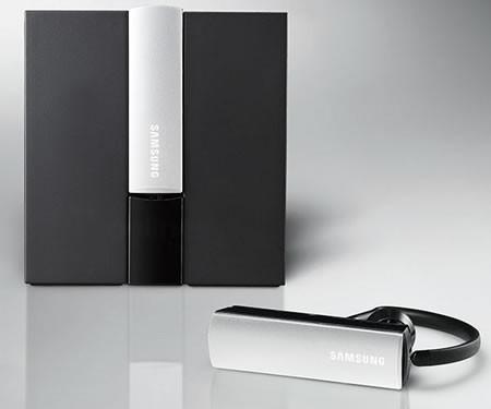 CeBIT 2007: Samsung WEP 420, diseñado por Bang & Olufsen