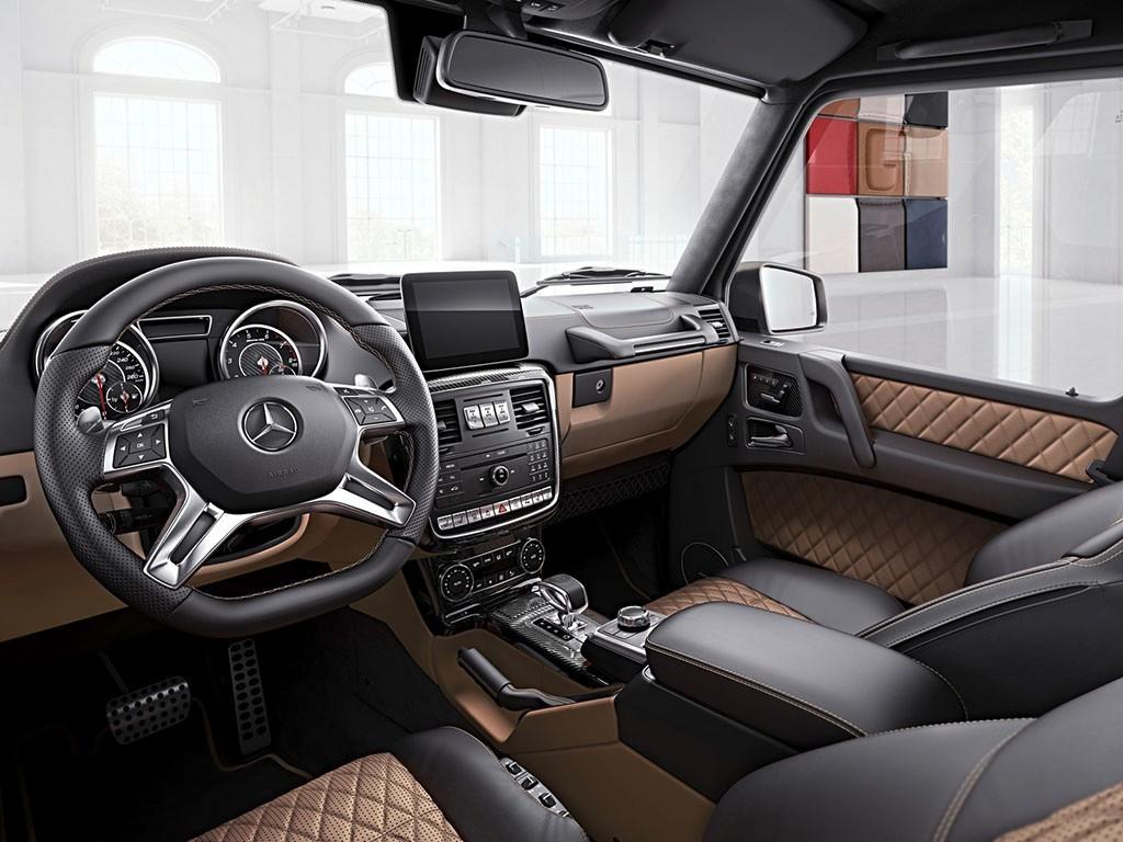 Foto de Mercedes-Benz lanza dos ediciones especiales del Clase G (5/6)