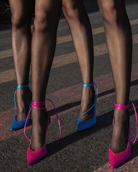 Clonados y pillados: los zapatos más famosos de Attico ya tienen su versión low-cost (y están rebajados)