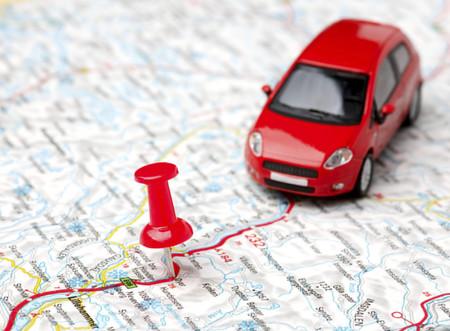 Una nueva filtración permitió ver la ubicación de más de medio millón de vehículos con localizador satelital en EEUU