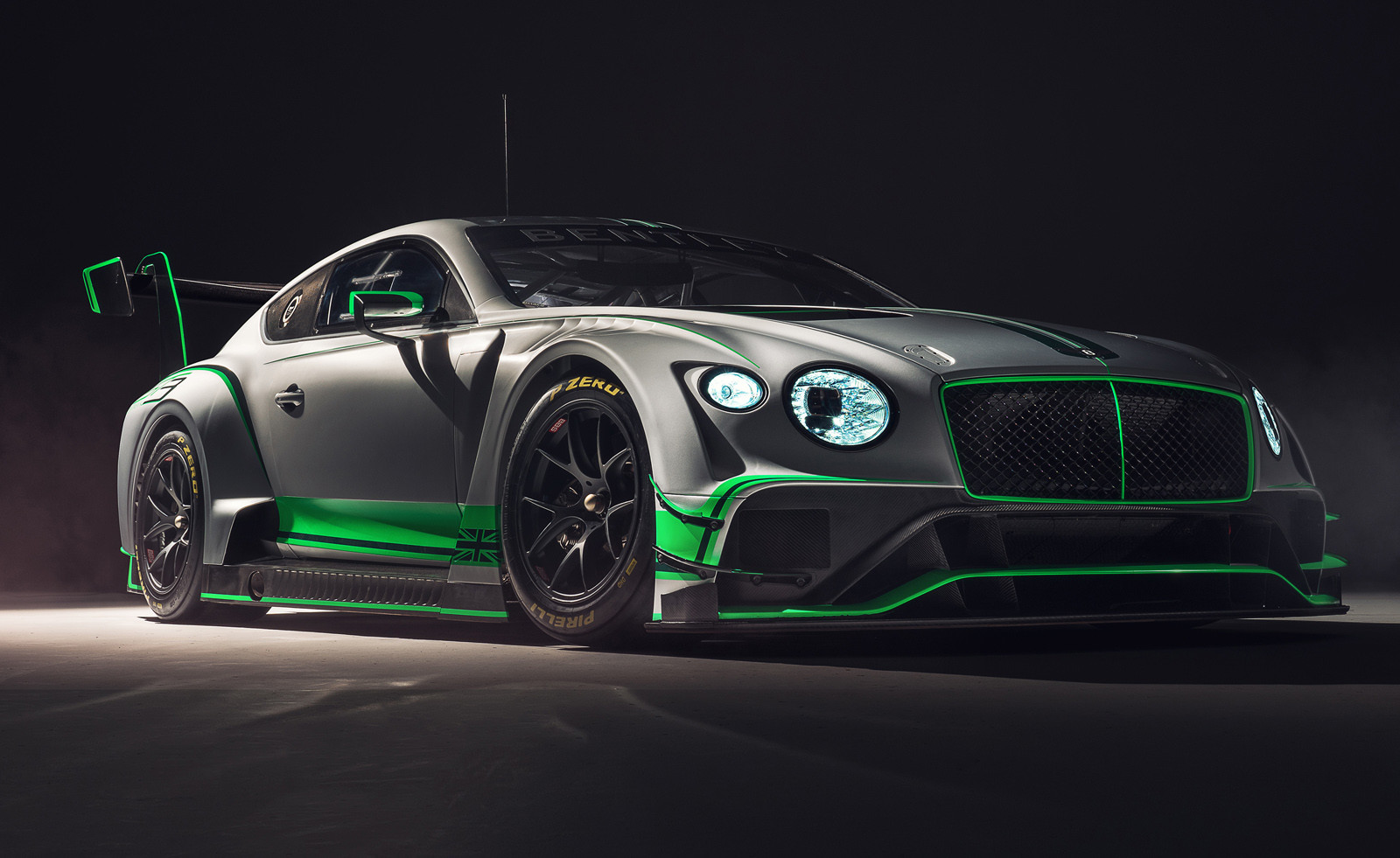 Foto de Bentley Continental GT3 (1/5)