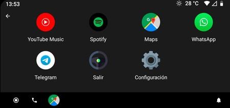 Autozen Alternativa Android™ Auto