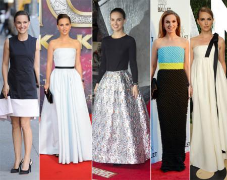 Natalie Portman mejores looks 2013