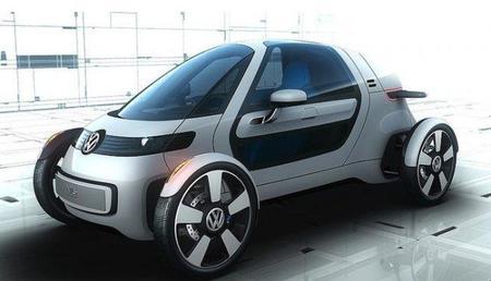 Volkswagen Nils, el nuevo concept eléctrico de VW
