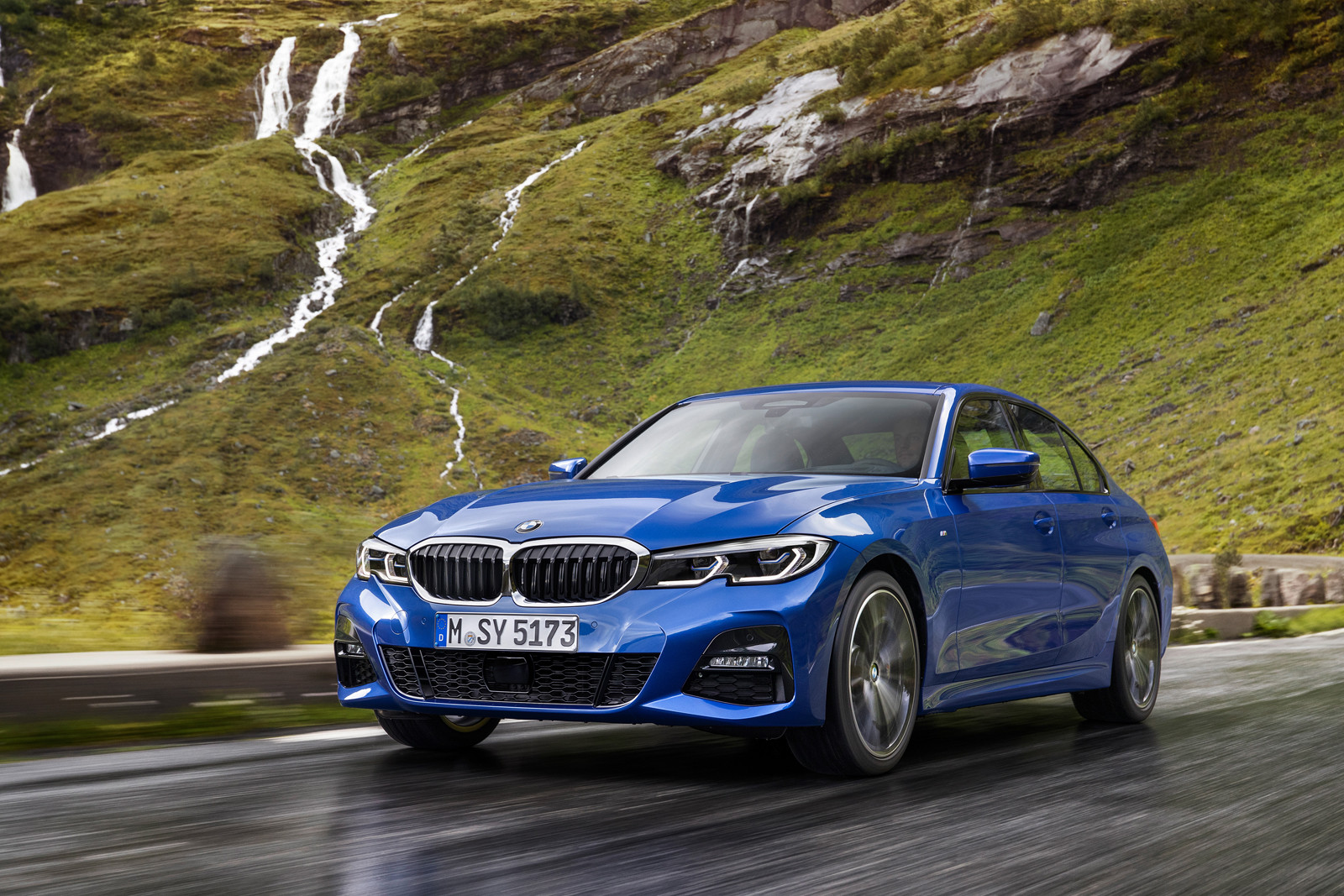 Foto de BMW Serie 3 2019 (10/131)