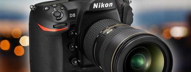 Nikon D6, toda la informacion y especificaciones de la nueva réflex full frame de alto rendimiento para fotógrafos profesionales