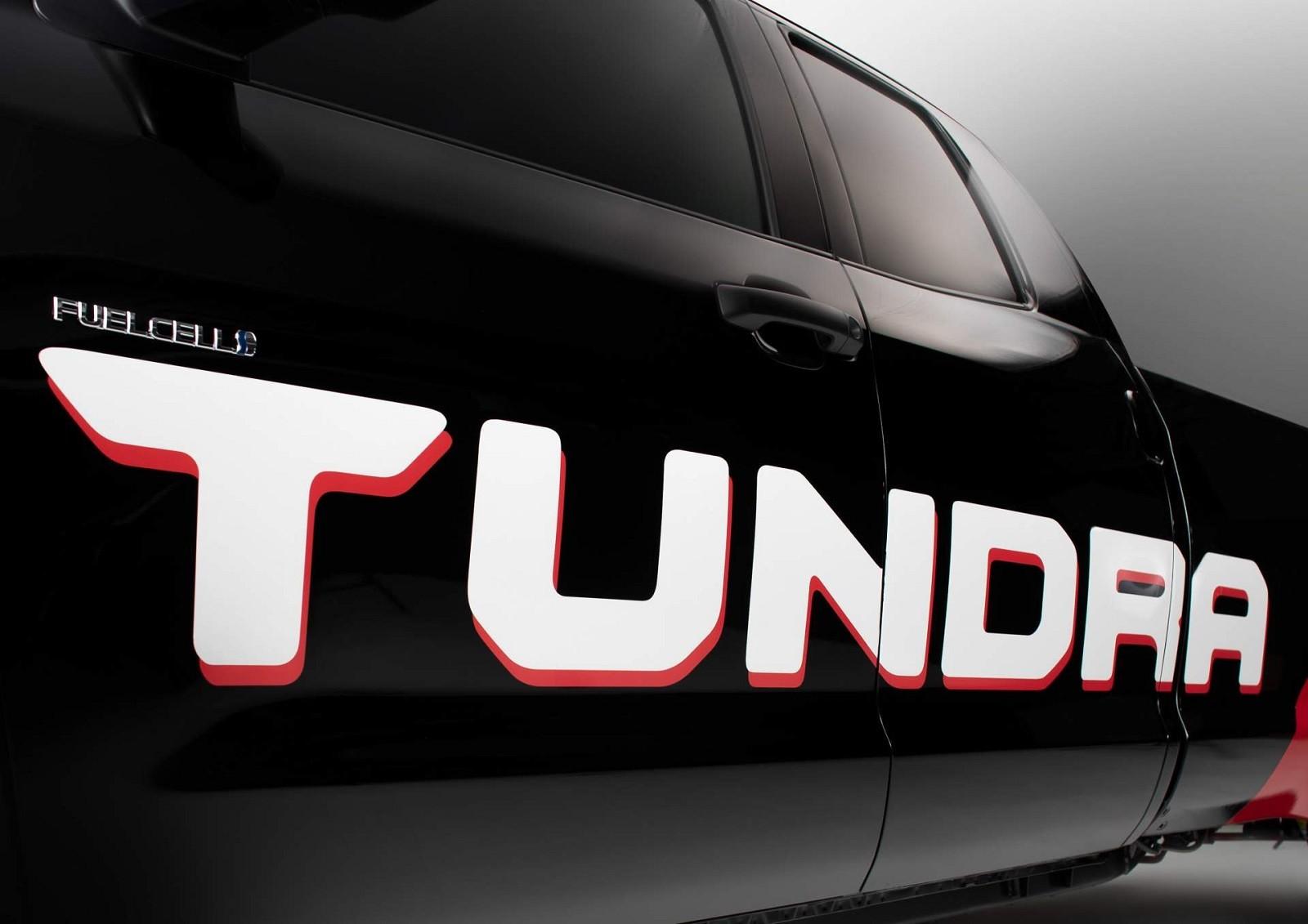 Foto de Toyota Tundra Pie Pro (10/12)