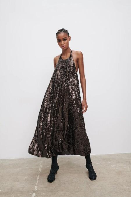 Vestido Zara Rebajas 2021 17