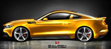 2015 Saleen 302 Mustang, primeros datos