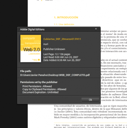 adobe digital editions to pdf