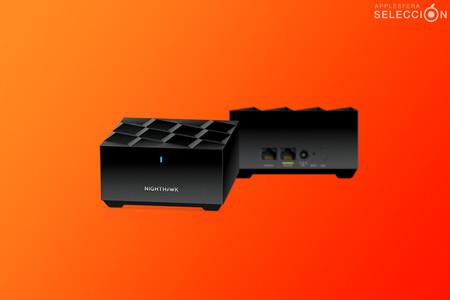 Estabilidad y potencia con los discretos routers Wi-Fi 6 mesh Netgear Nighthawk MK62, a menos de 200 euros en Amazon