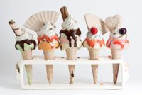 Los helados más espectaculares...que nunca podrás probar