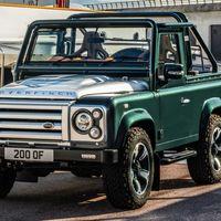 Land Rover Defender by Overfinch, porque hasta los modelos más clásicos merecen sus toques tuning