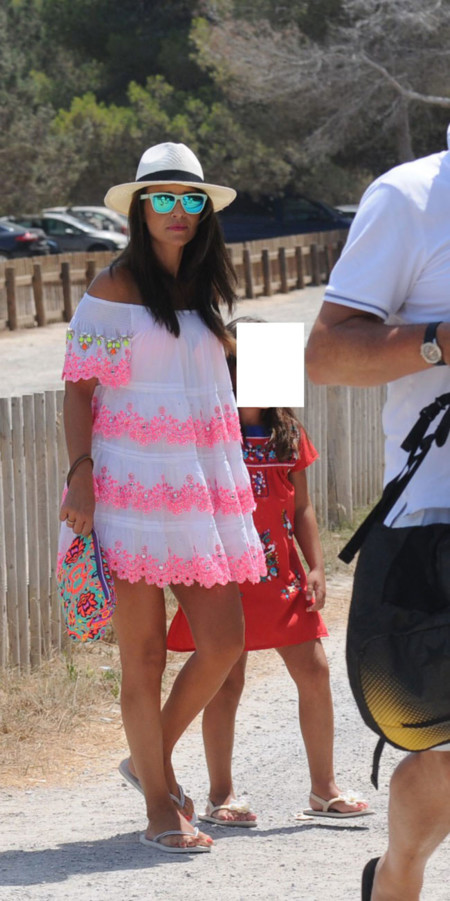 Paula Vestido Rosa Bueno