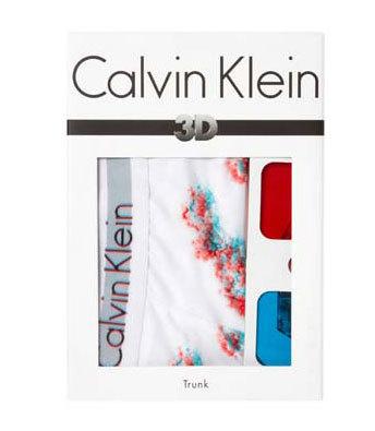Calvin Klein: ropa interior 3D para hombres