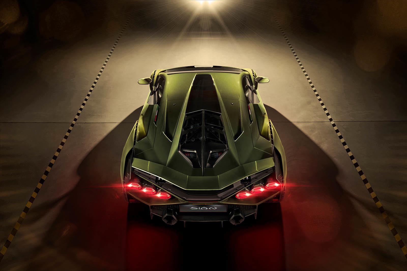 Foto de Lamborghini Siàn (13/18)