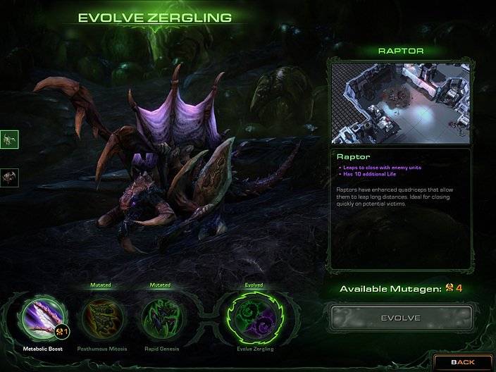 Foto de StarCraft II: Heart of the Swarm: primeras imágenes (1/20)