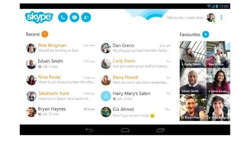 Skypesincronizarálosmensajesentredispositivos