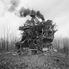 Foto 3 de 7 de la galería casas-imposibles-por-jim-kazanjian en Decoesfera