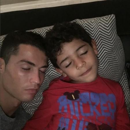 Cristiano Y Cristiano Junior