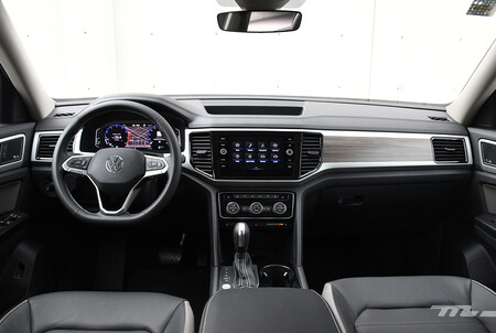 Volkswagen Teramont 2021 Opiniones Prueba Precio Mexico 12