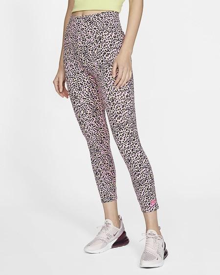 Sportswear Leggings Con Estampado Animal Ch0j40