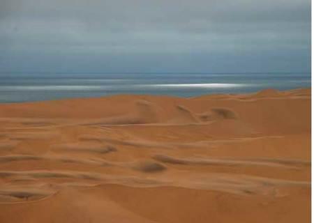 La llamada de África: Namibia y el desierto de Namib