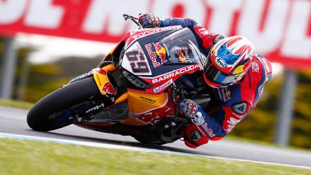 Hayden Superbike