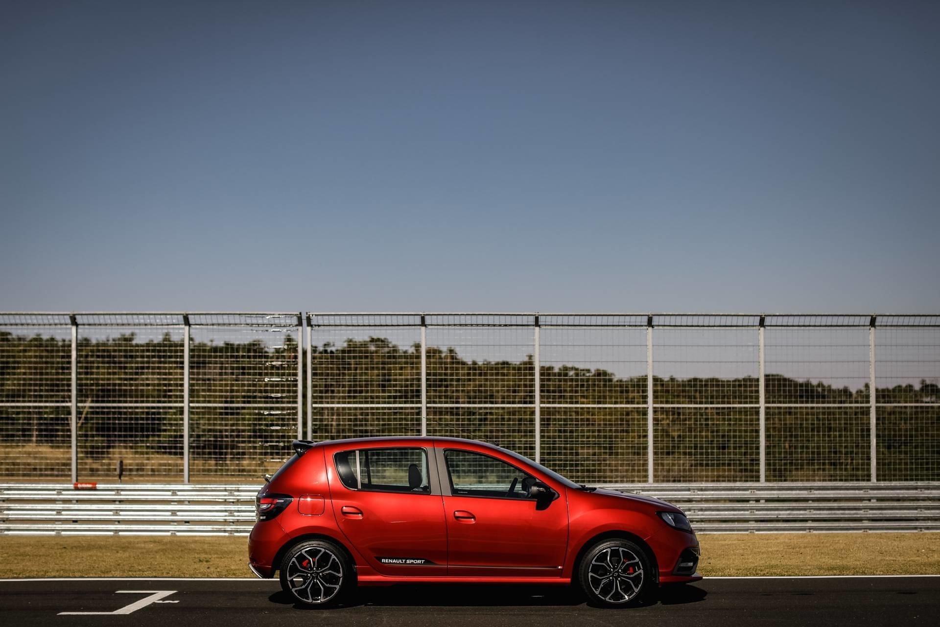 Foto de Renault Sandero R.S. 2020 (14/23)