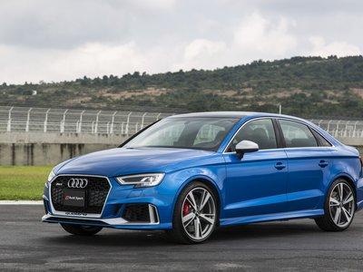 Audi RS3: precios, versiones y equipamiento en México