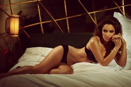 Berenice Marlohe para Omega