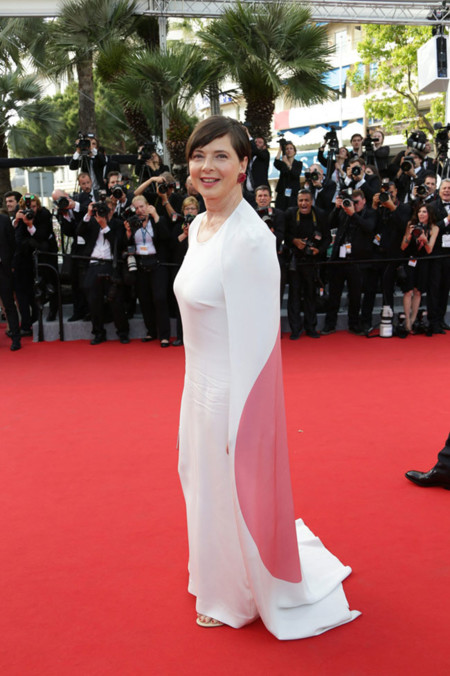 Isabella Rossellini Festival Cannes 2015