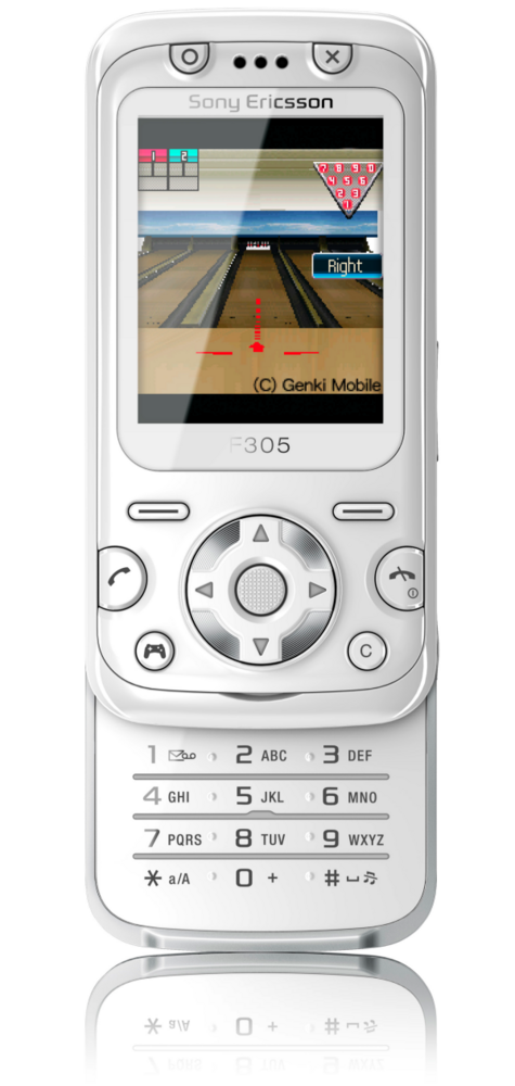 Foto de Sony Ericsson F305 (7/8)