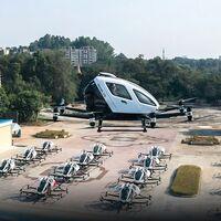 El cielo de Osaka se llenará de taxis eléctricos voladores durante la próxima Exposición Universal