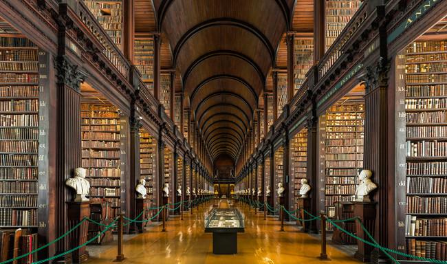 Turismo de librerías y bibliotecas: 42 templos del libro a visitar antes de morir