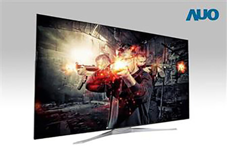 AU Optronics anuncia una nueva pantalla con un panel OLED capaz de ofrecer 240 Hz en una diagonal de 85 pulgadas