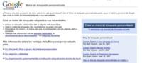 Las búsquedas personalizadas de Google, ahora en 40 idiomas más