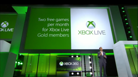 """Games with Gold"" también estará para Xbox One a partir del 2014"