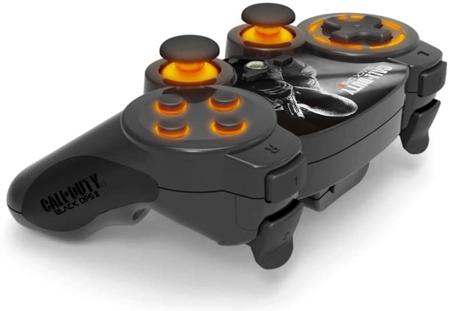Todos los detalles del pad oficial del 'Call of Duty: Black Ops II' para PS3