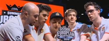 MAD Lions pone la guinda a su temporada llevándose la European Masters