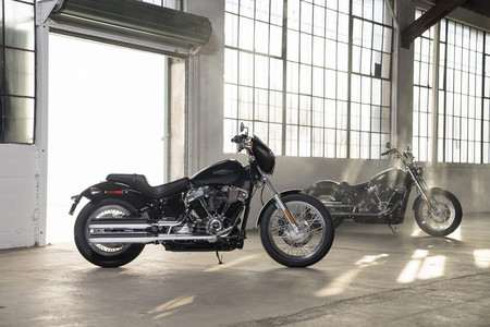 Harley Davidson Softail Standard 1